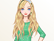Play Magazine Model Dressup