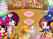 Play Magic House