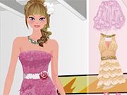 Play Maid of Honor Dressup