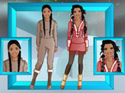 Play Makeover Studio - Eskimo Girl