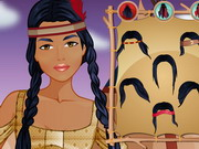 Play Makeover Studio - Pocahontas