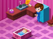Play Mama's Busy Time