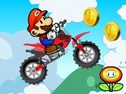 Play Mario Acrobatic Bike