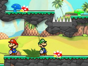 Play Mario Gold Rush 2