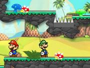 Play Mario Gold Rush 2