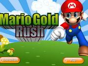 Play Mario Gold Rush