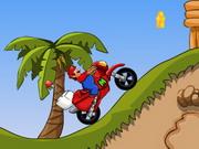 Play Mario Hill Rider