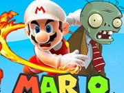 Play Mario Shoot Zombie