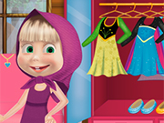 Play Masha and The Bear Frozen Costume