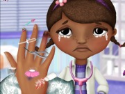 Play Mcstuffins Hand Doctor