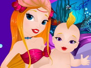 Play Mermaid Newborn Baby Care