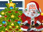 Play Messy Santa