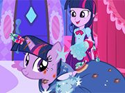Play Messy Twilight Sparkle