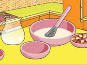 Play Mia Cooking Fruit Pancake