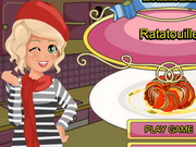 Play Mia Cooking Ratatouille