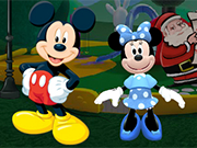Play Mickey and Minnie New Year Eve Party