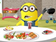 Play Minion Barbeque