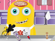 Play Minion Brain Surgery