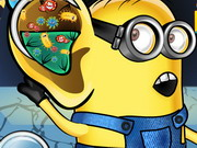 Play Minion Ear Doctor