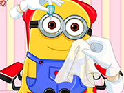 Play Minion Eye Doctor