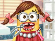 Play Minion Girl Dentist