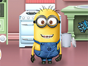 Play Minion Kitchen Makeover