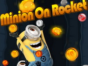 Play Minion On Rocket