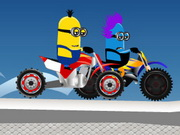 Play Minion Racing