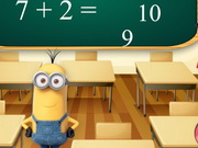 Play Minion School Test