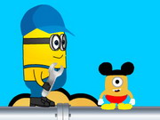 Play Minion The Plumber