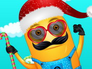 Play Minion Xmas Party Look