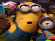 Play Minions Hidden Alphabets