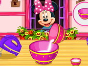 Play Minnie Mouse Cupcake