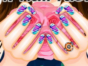 Play Mint Nail Fashion
