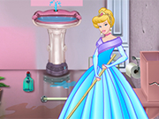Play Modern Cinderella Bathroom Makeover