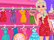 Play Modern Elsa Prom Night