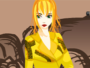 Play Modern Oriental Dress Up
