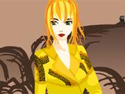Play Modern Oriental Dress Up