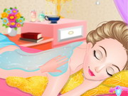 Play Mommy At Spa Salon