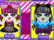 Play Monster High Babies