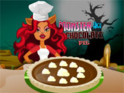 Play Monster High Epic Chocolate Pie