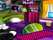 Play Monster High Fan Room Decoration