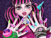 Play Monster Nails Spa