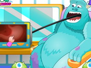 Play Monster Stomach Doctor