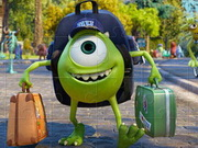 Play Monsters University Jigsaw Puzzle