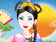 Play Mulan Facial Makeover