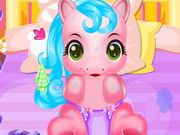 Play My Baby Pony Care
