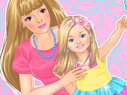 Play My Baby Sister Dressup