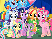 Play My Little Pony Circus Fun