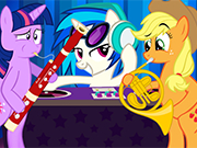 Play My Little Pony Rock Concert